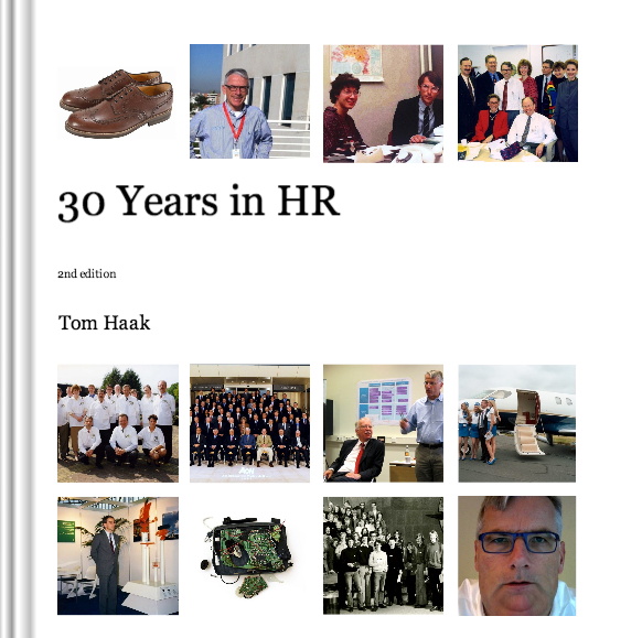 30 years in HR