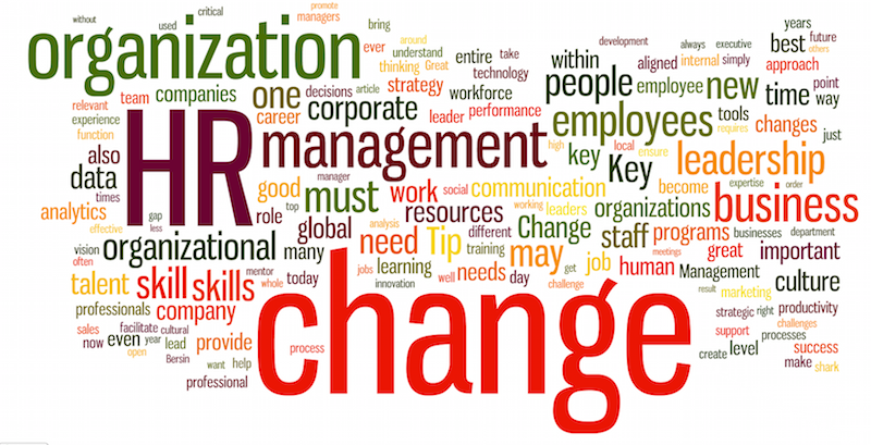 HR must change