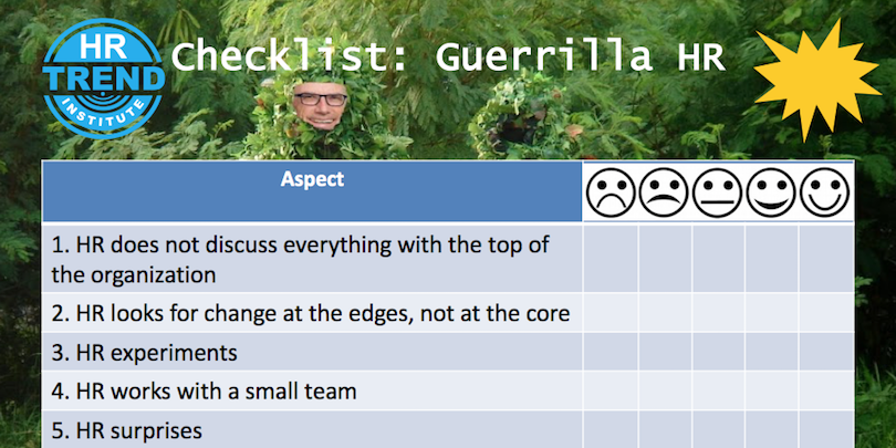 Guerrilla HR