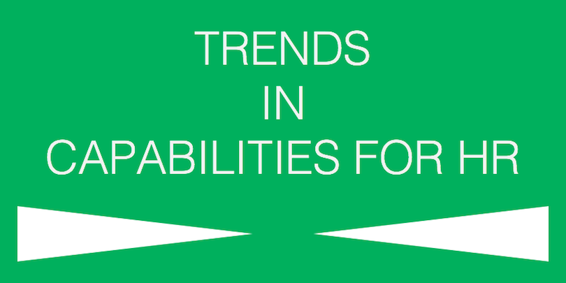 trends in capabilities for hr