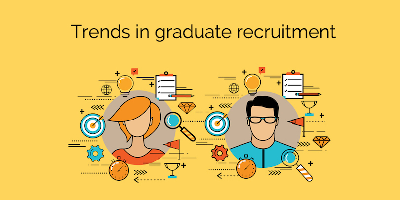 trends in graduate recruitment