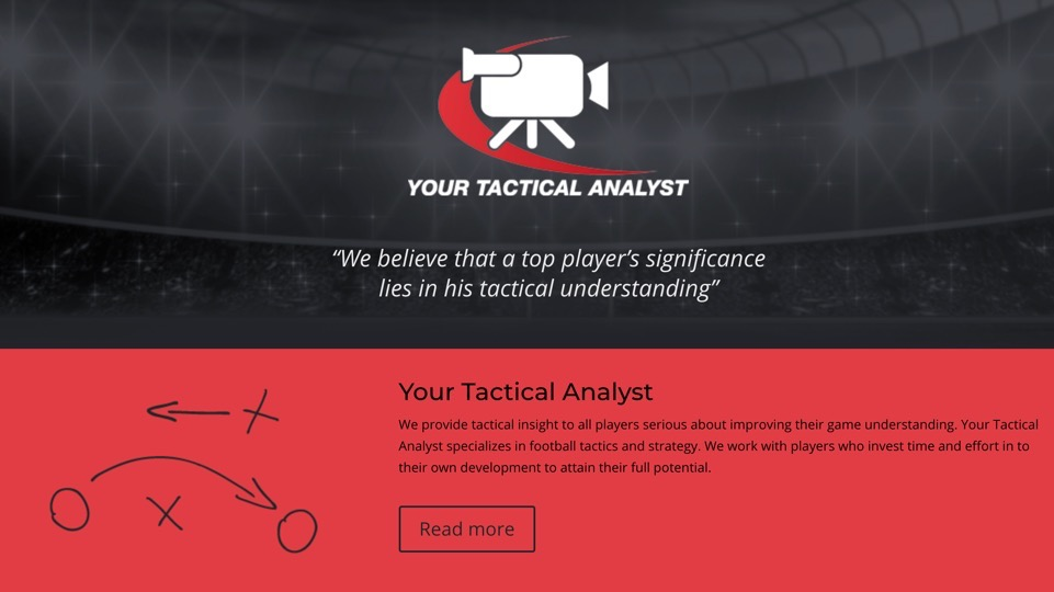 your tactical analyst