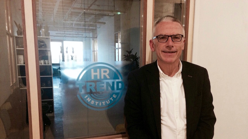 Tom Haak at HR Trend Institute