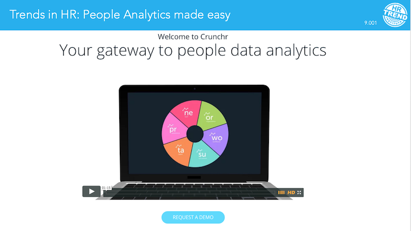 Crunchr for people analytics