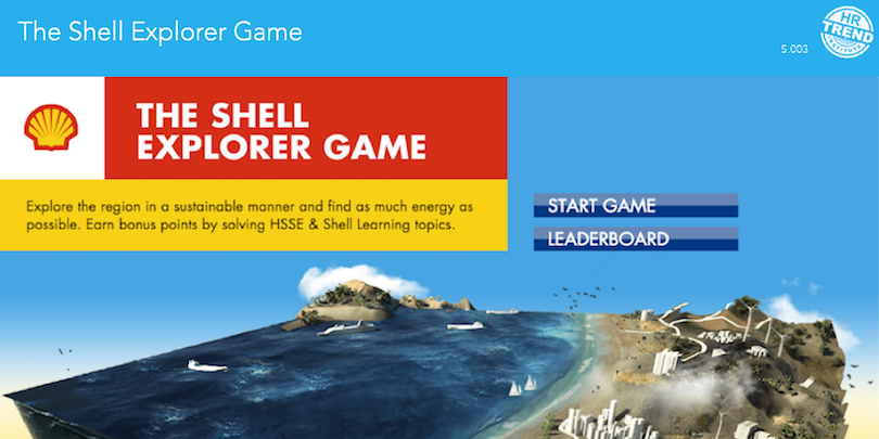 Shell Explorer Game