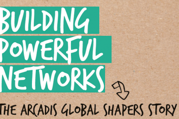 The Arcadis Global Shapers Story