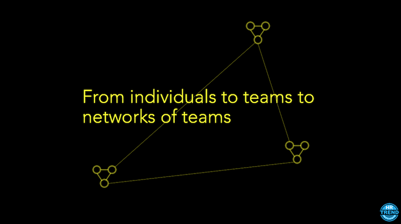 networks of teams
