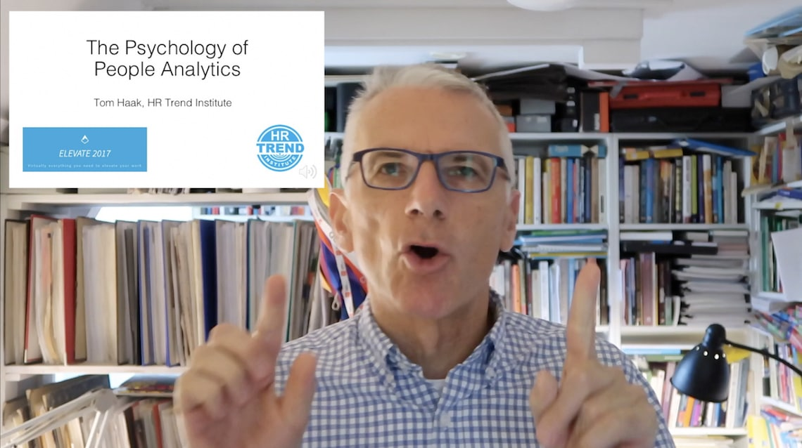 The Psychology of People Analytics