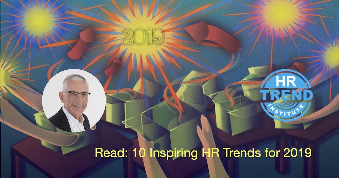 8 major HR trends for 2018, with Power to the People and