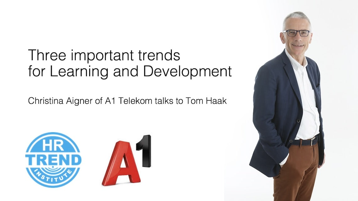 3 trends for learning and development