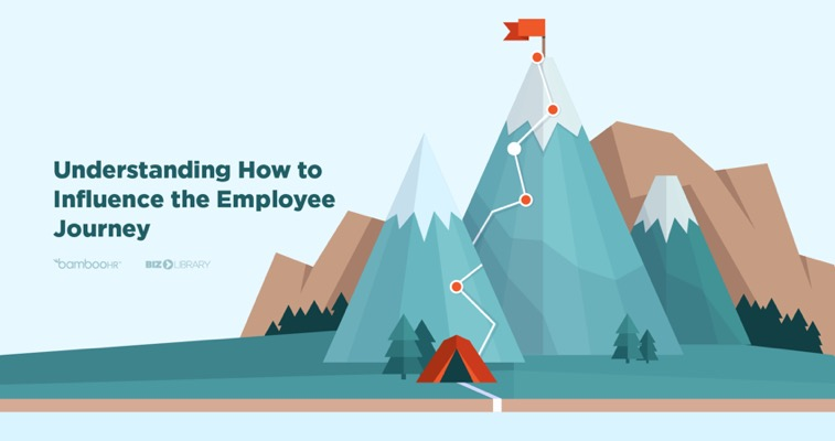 Employee Journey Map mountains