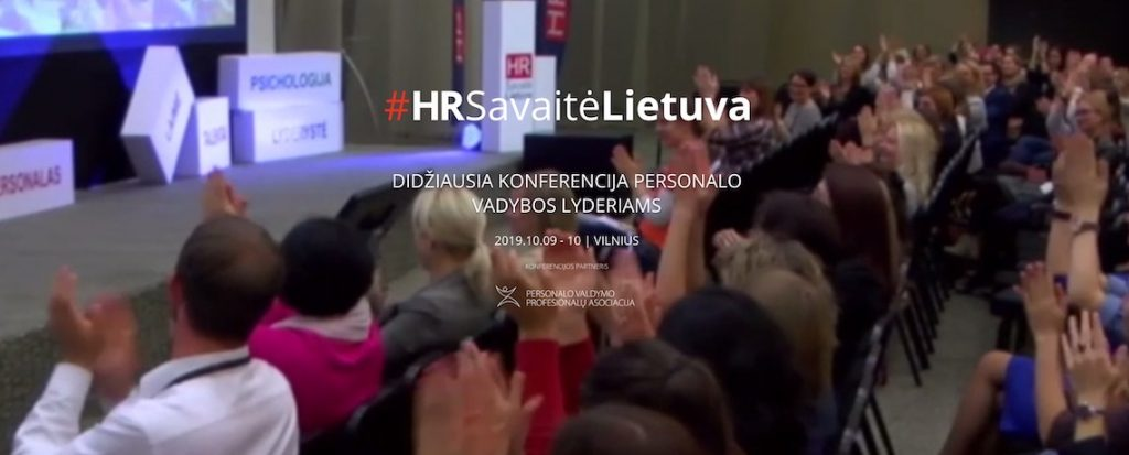 HR week Lithuania