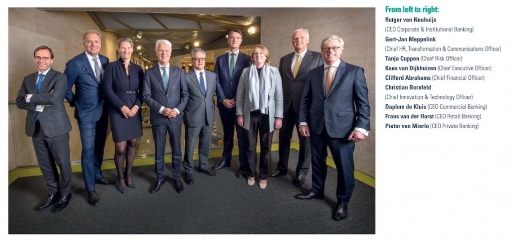 ABN AMRO Executive Committee