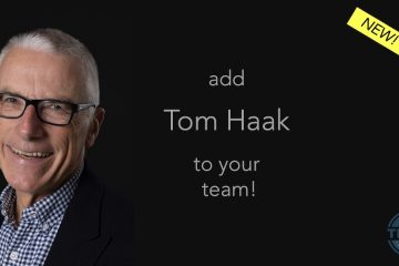 Add Tom Haak to your team