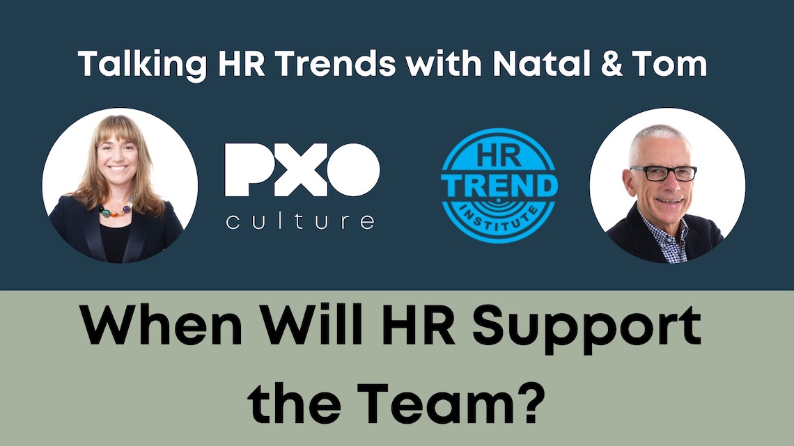 When will HR support the team?